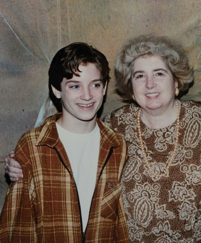 maria snoeys lagler with elijah wood