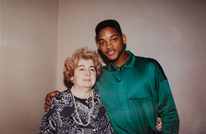 maria snoeys lagler with will smith