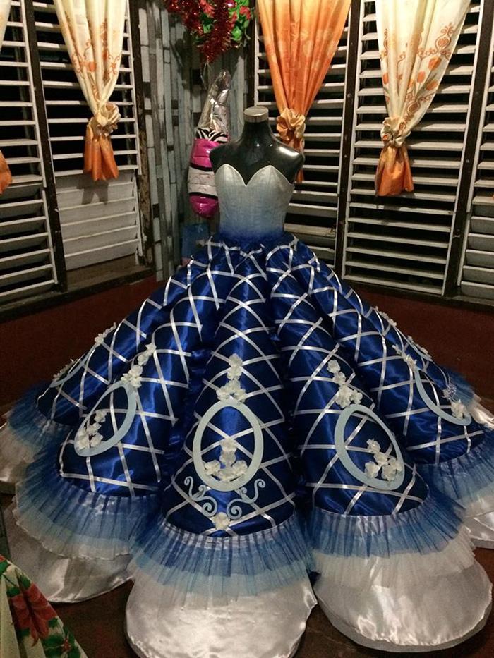 maverick oyao prom dress design