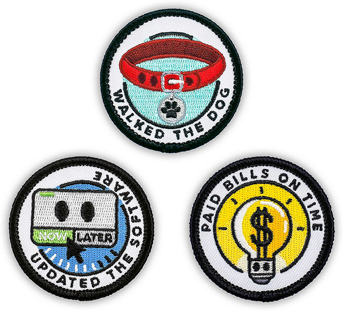 merit badges for adults responsibilities