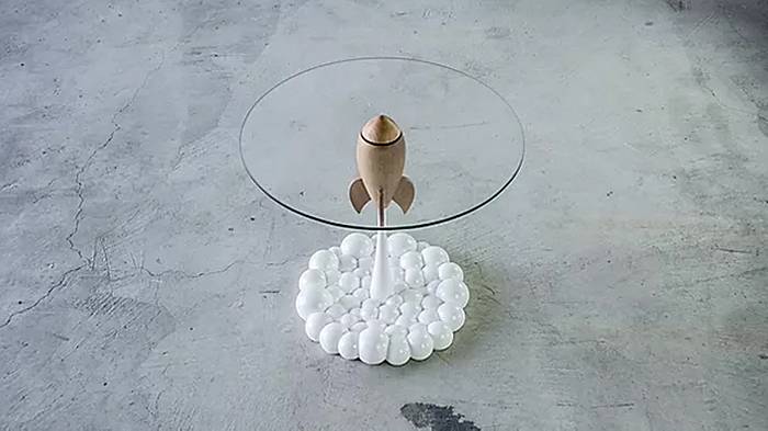 mousarris single rocket furniture