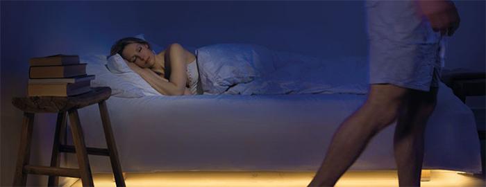 mylight under bed night-light