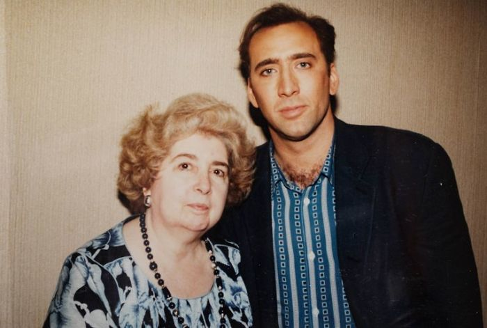 mysterious photo album nicolas cage