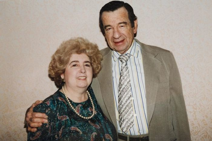 mysterious photo album walter matthau