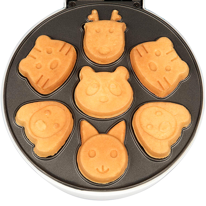 pancake pan adorable animal faces