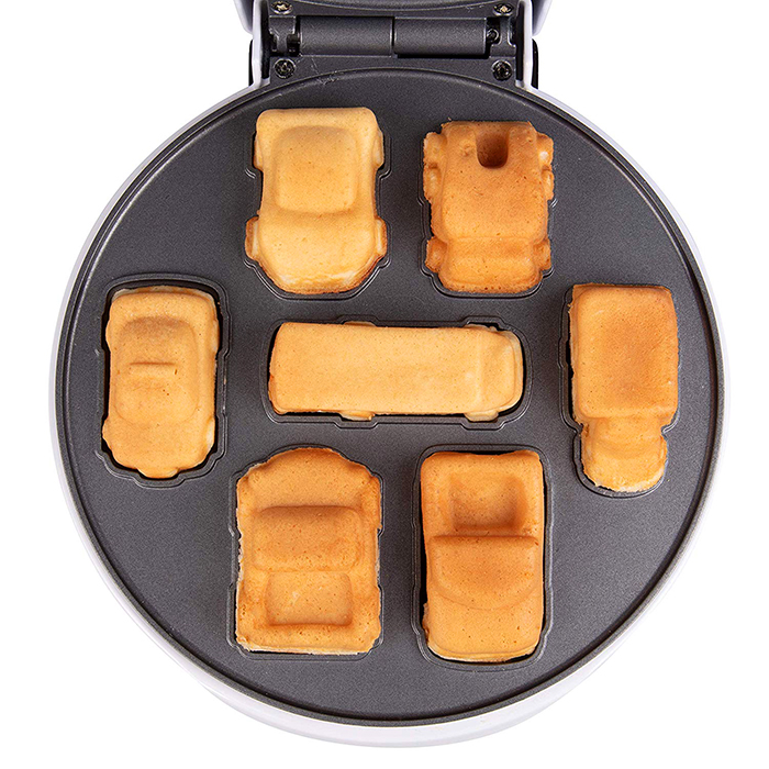 waffle makers fun shapes for kids