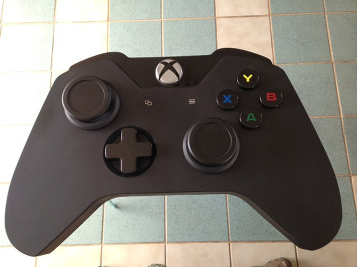 xbox one controller coffee table