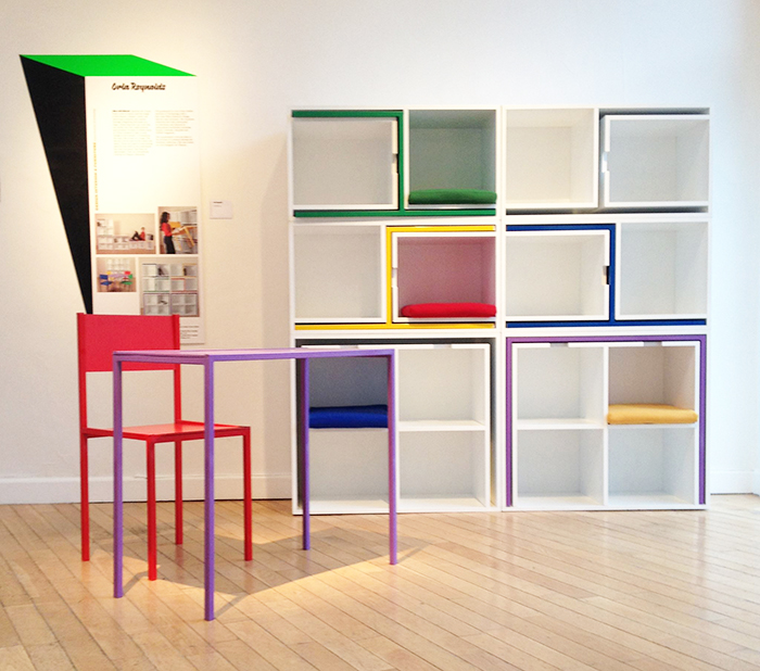 As If From Nowhere Shelf by Orla Reynolds Studio
