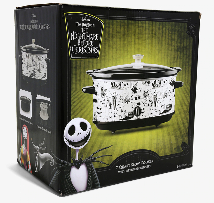 BoxLunch Disney Tim Burton-inspired Pot Packaging