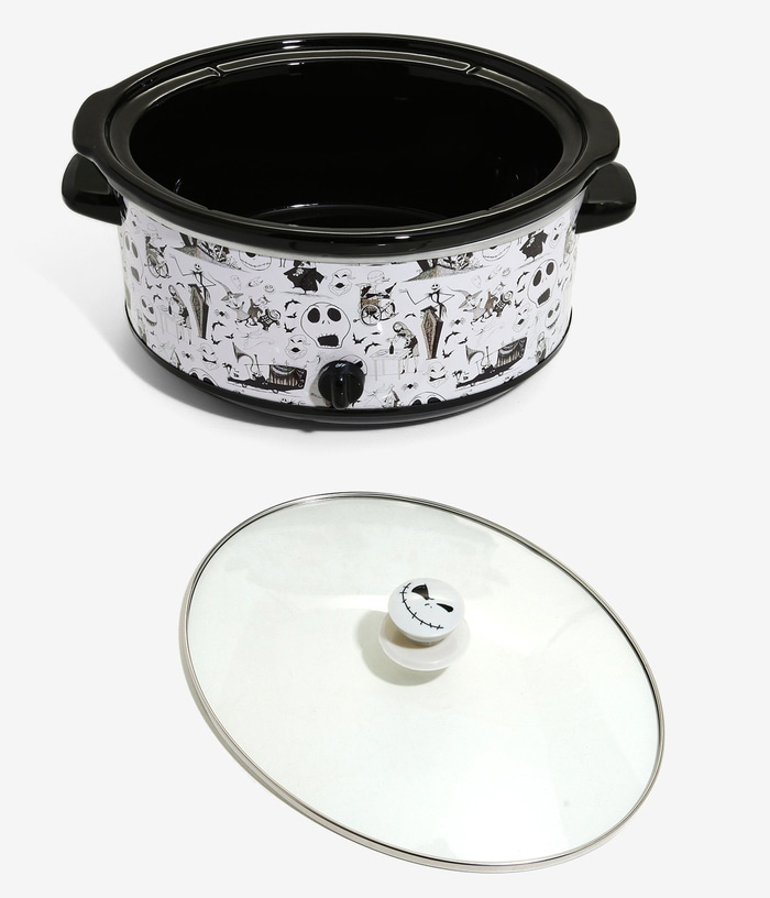 BoxLunch Disney Tim Burton-inspired Pot with Lid Off