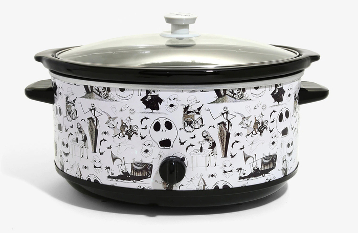 BoxLunch Disney Tim Burton-inspired Pot with Lid On