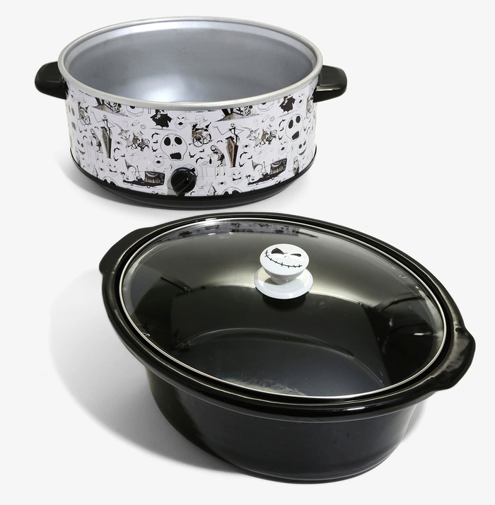 BoxLunch Disney Tim Burton-inspired Pot with Removable Stoneware