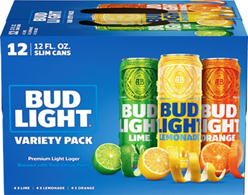 Bud Light Variety Pack