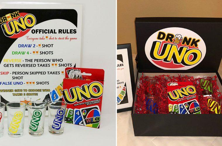 Drunk UNO Game