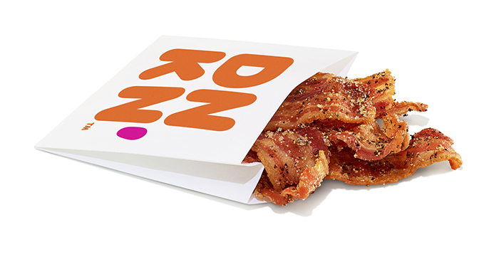 Snackin' Bacon by Dunkin'