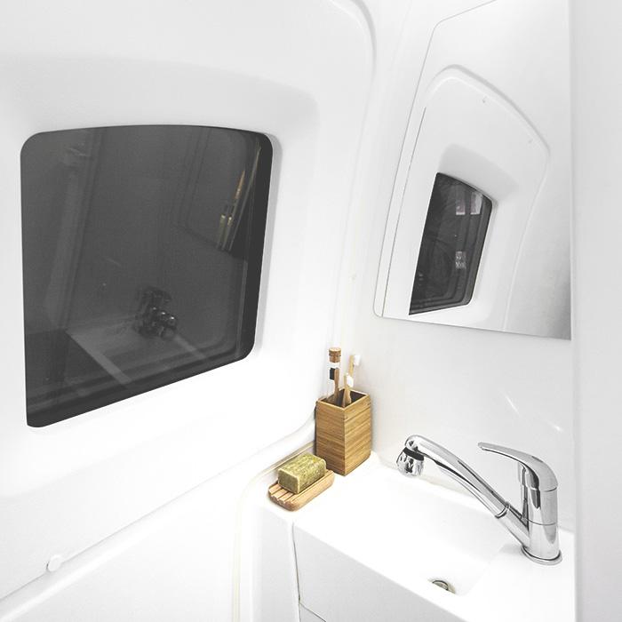 Ecocapsule Bathroom