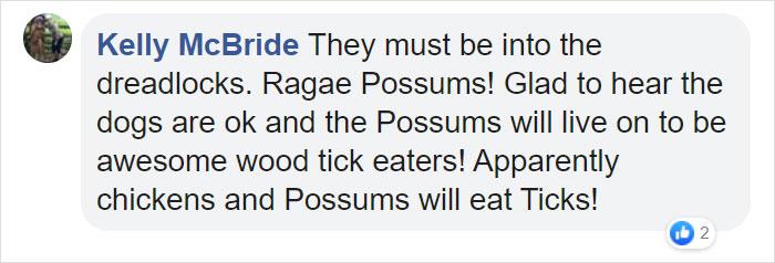 Kelly McBride Facebook Comment