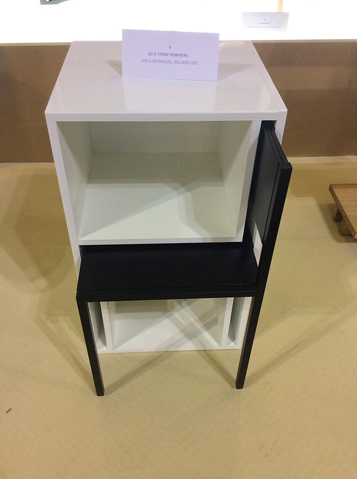 Modular Bookcase Compartment