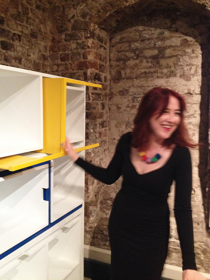 Orla Reynolds Modular Shelf
