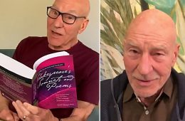Patrick Stewart Is Reciting Shakespeare's Sonnets