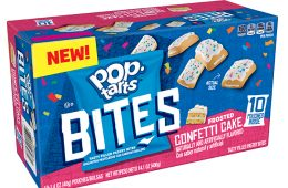 Pop-Tarts Bites Frosted Confetti Cake