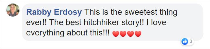 Rabby Erdosy Facebook Comment