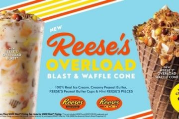 Reese's Ice Cream Treats