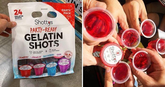Vodka Jell-O Shots