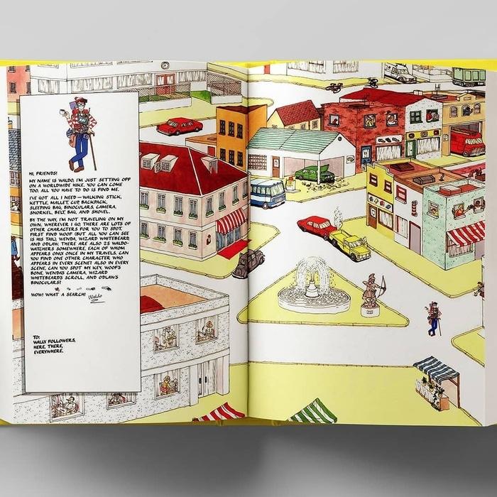 'Where's Waldo' Coronavirus Edition Town