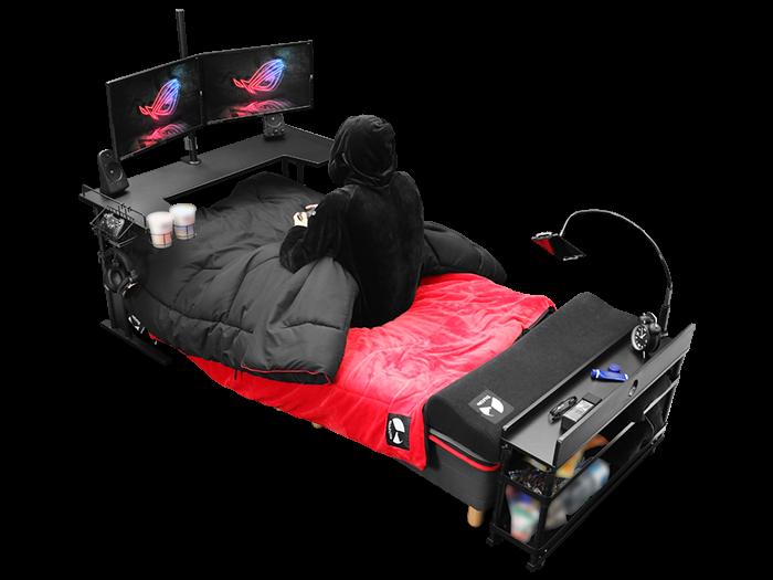 bauhutte japan furniture set for gamers