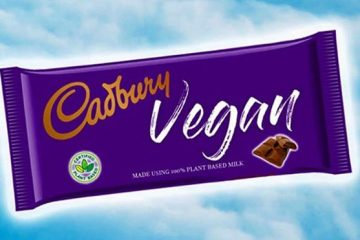 cadbury vegan chocolate bar