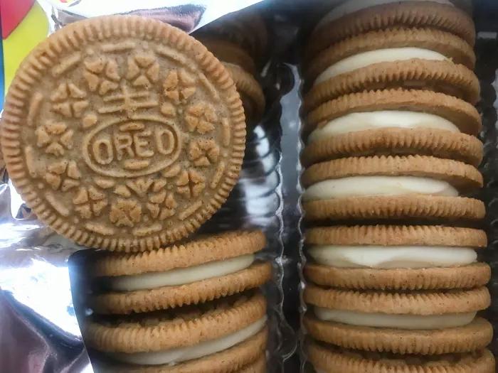 cake-flavored cookies