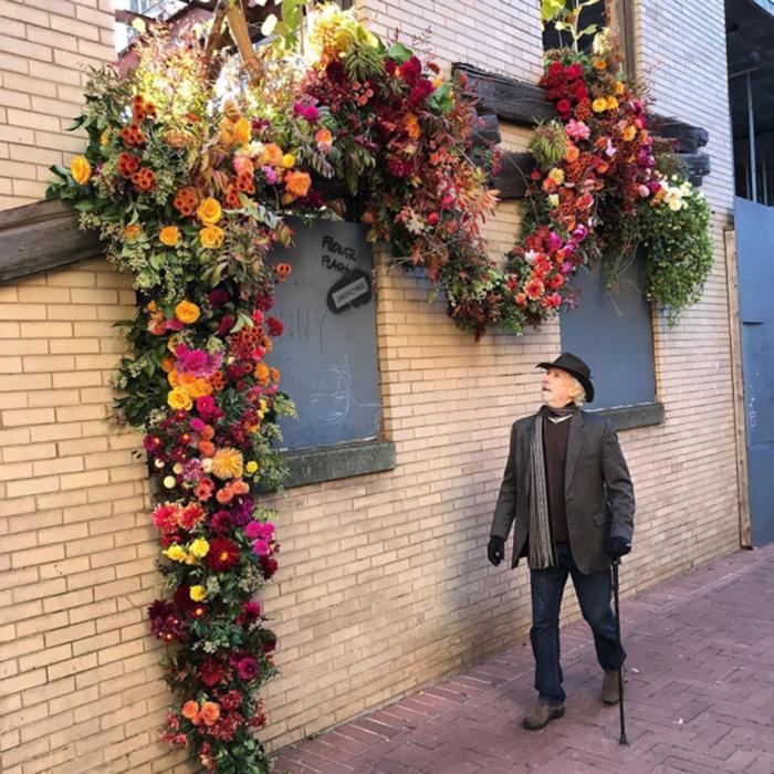 charlottesville floral arrangement lewis miller