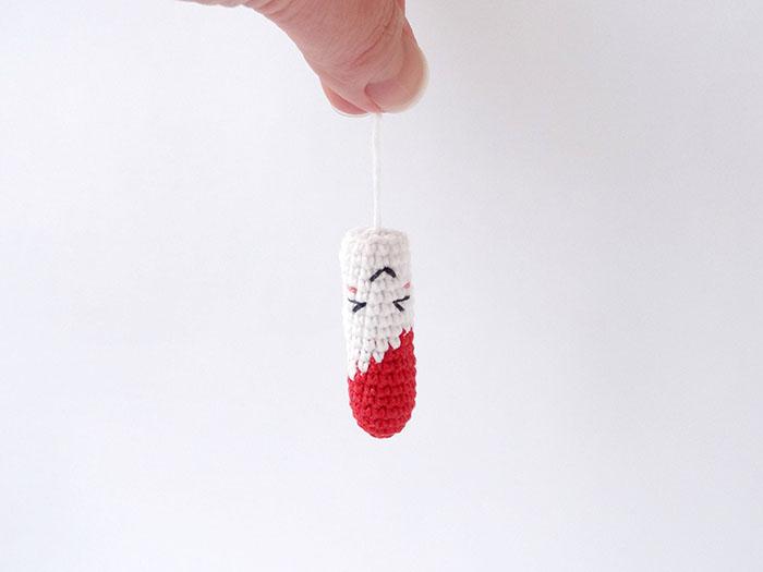 crochet tampon