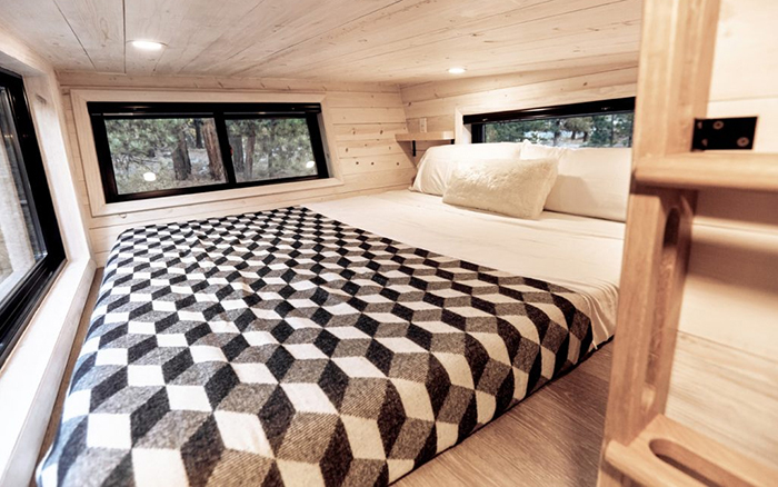 draper rv bed loft