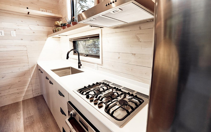 draper rv kitchen