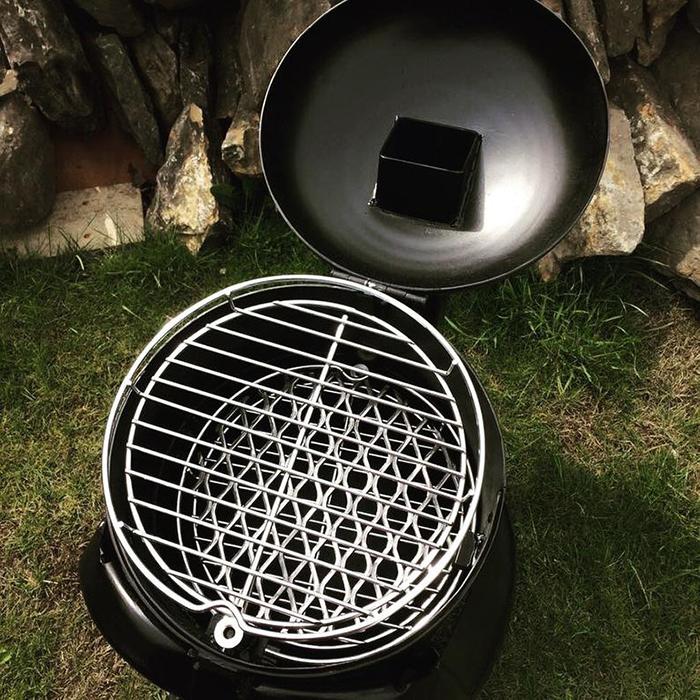 dual purpose wood burner