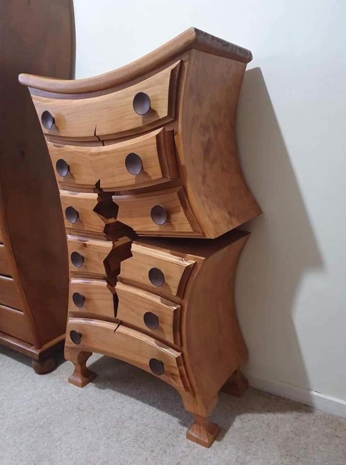 henk verhoeff unique cabinet crack