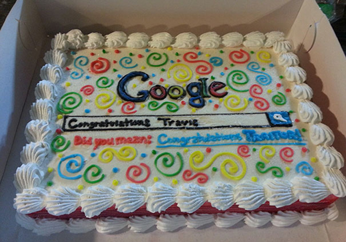 hilarious farewell cakes google