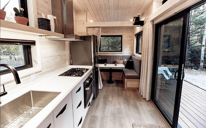 land ark rv kitchen