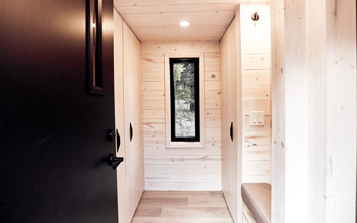 land ark rv mudroom