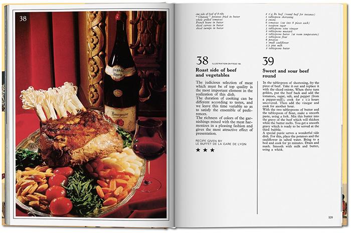 les dines de gala cookbook