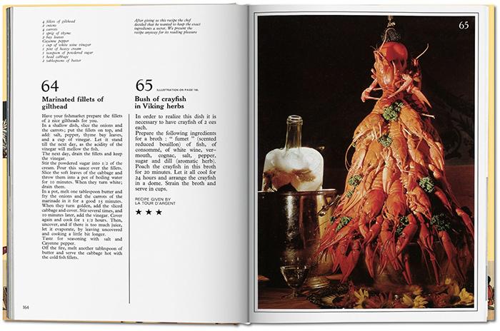 les dines de gala recipes illustrations