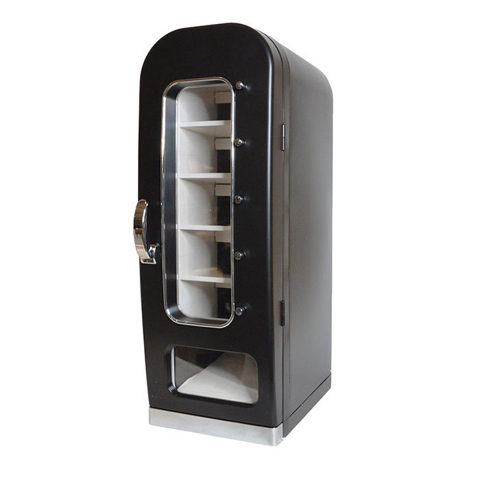 mini soda vending machine cooler