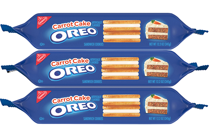 nabisco spring-themed cookies