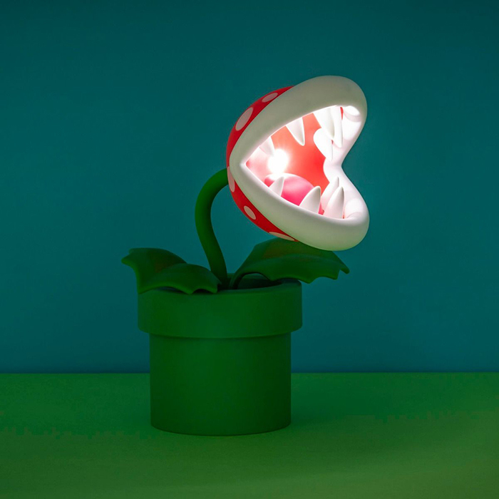 nintendo licensed posable led light lamp