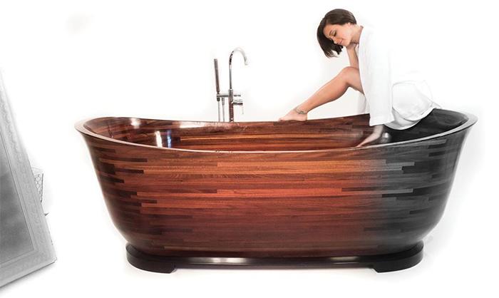 nk woodworking and design lotus bathroom fixture