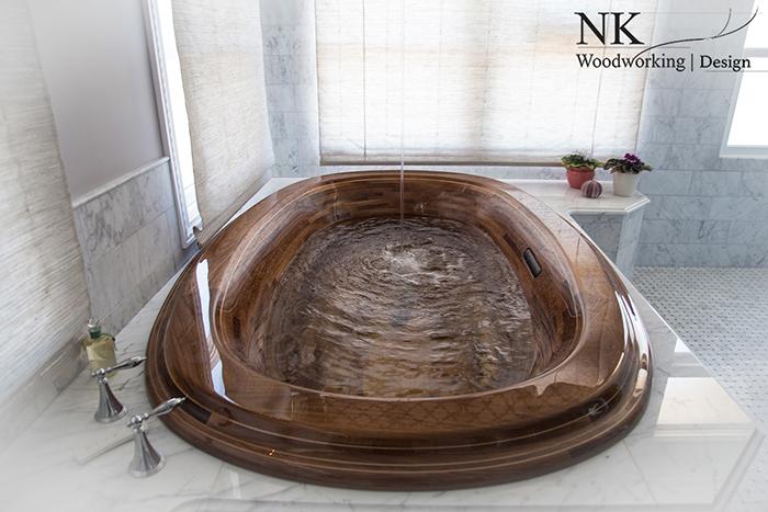 nk woodworking luxury bathroom fixture