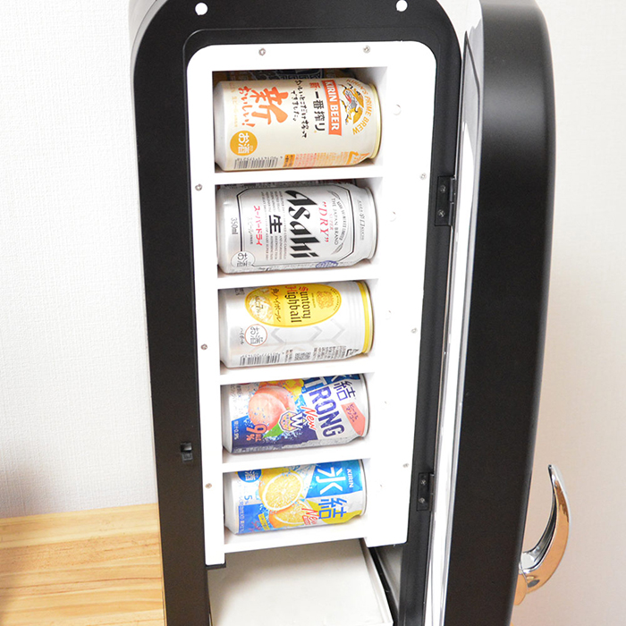 personal canned beverage cooler