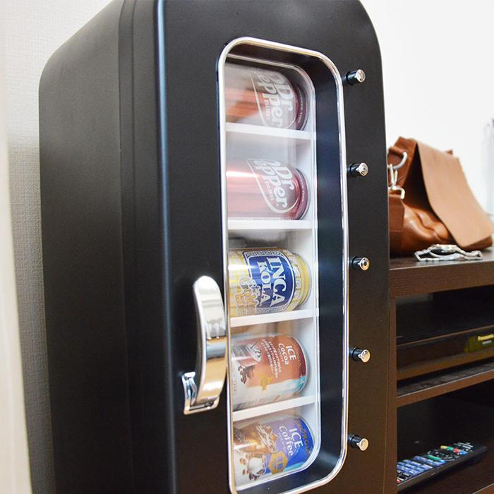 personal mini soda vending machine